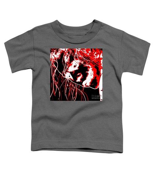 The Joker Toddler T-Shirt by Daniel Janda