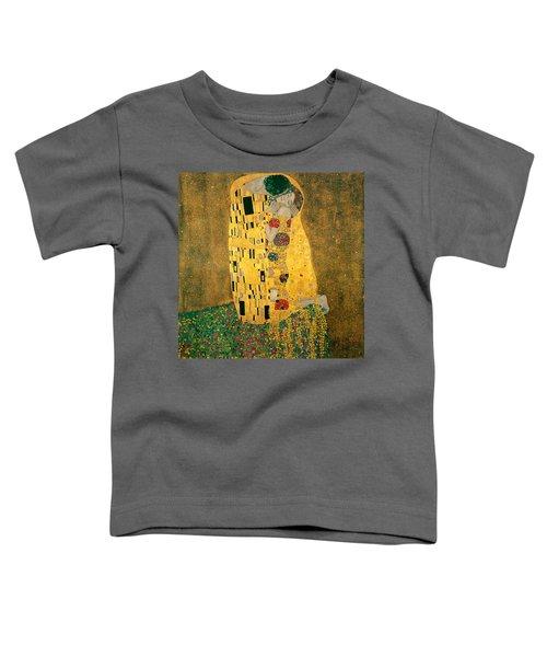 The Kiss Toddler T-Shirt