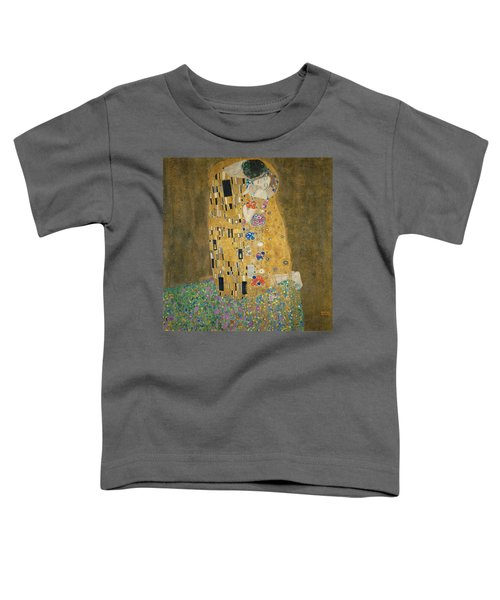 The Kiss Toddler T-Shirt