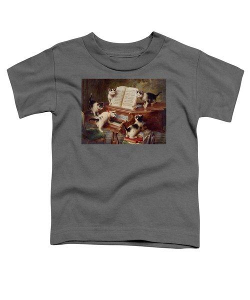 The Kittens Recital Toddler T-Shirt