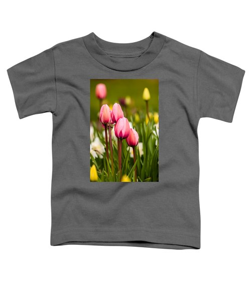 The Last Drops Of Dew Toddler T-Shirt