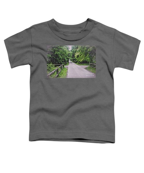 The Last Path Toddler T-Shirt