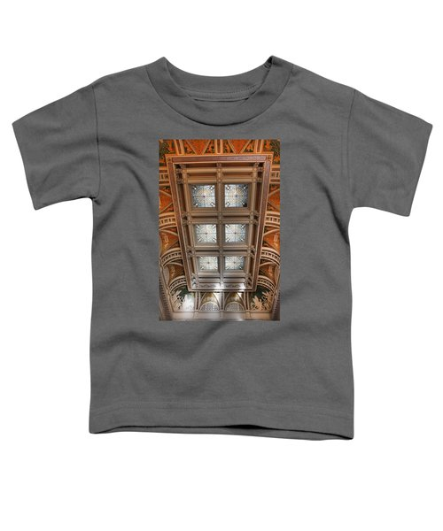 The Library Of Congress Toddler T-Shirt