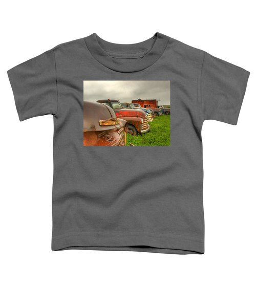 The Line Up 1 Toddler T-Shirt