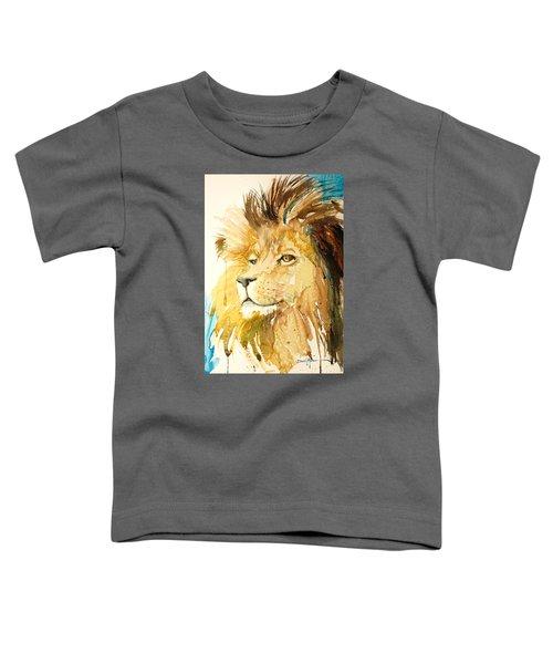 Da179 Clyde By Daniel Adams Toddler T-Shirt