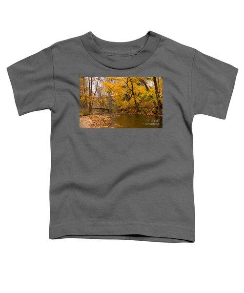 The Little Bridge Over Valley Creek Toddler T-Shirt