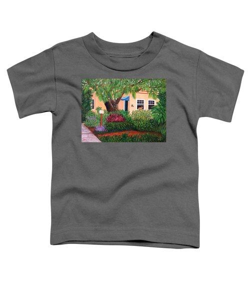 The Long Wait Toddler T-Shirt
