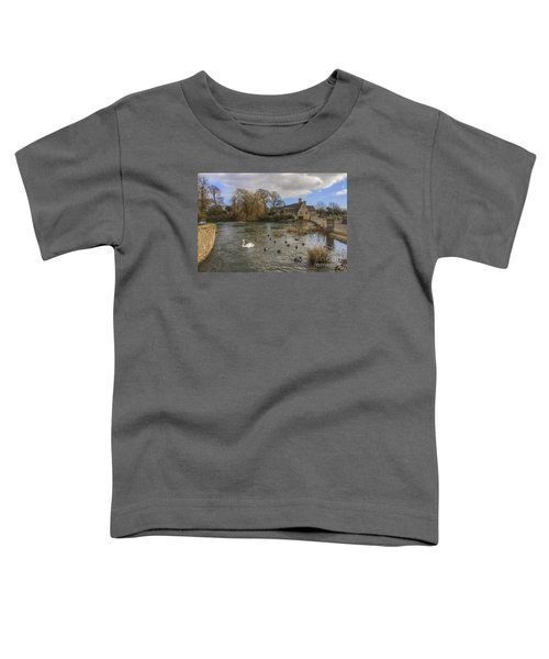 The Millhouse At Fairford Toddler T-Shirt
