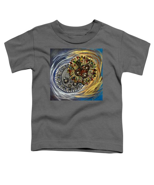 The Moon's Eclipse Toddler T-Shirt