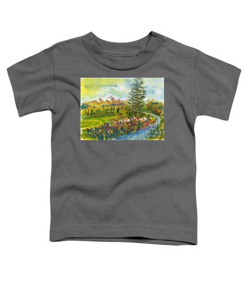 The Ninth Hole Toddler T-Shirt