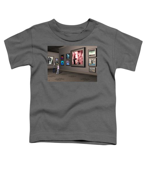 The Old Museum Toddler T-Shirt