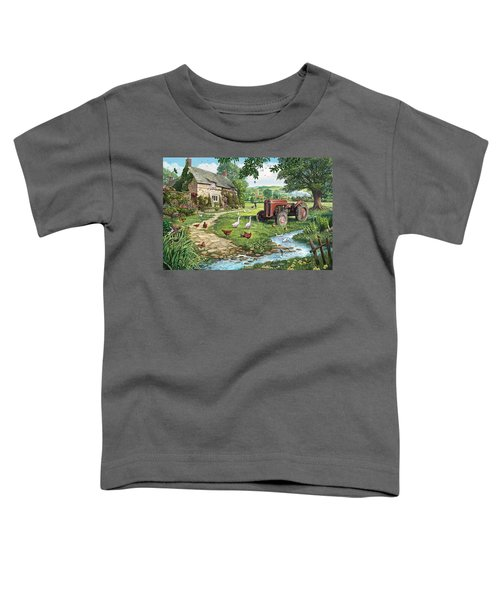 The Old Tractor Toddler T-Shirt