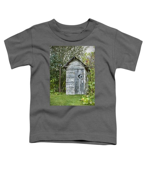 The Outhouse Toddler T-Shirt