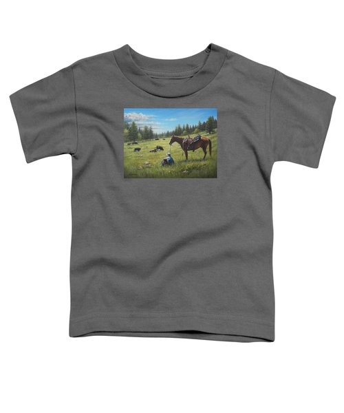 The Perfect Day Toddler T-Shirt