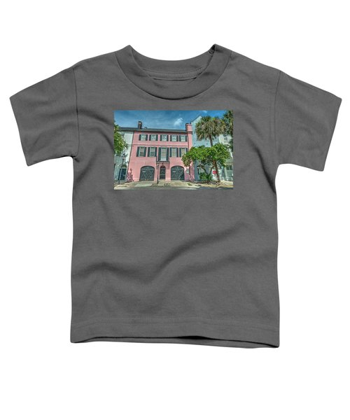 The Pink House Toddler T-Shirt