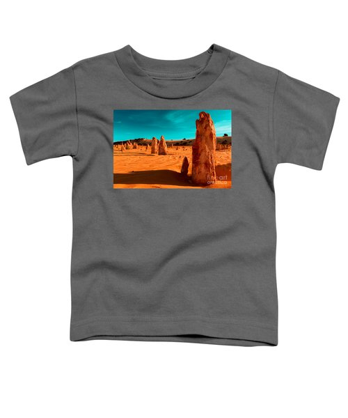 The Pinnacles Toddler T-Shirt