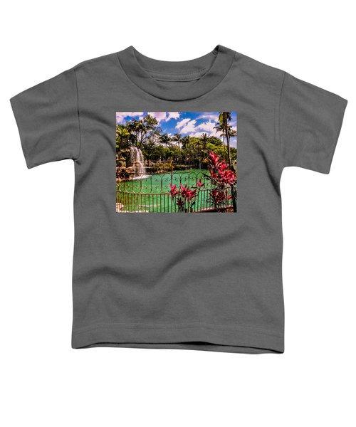 The Place To Relax Toddler T-Shirt