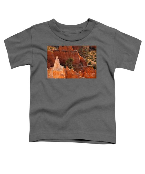 The Popesunrise Point Bryce Canyon National Park Toddler T-Shirt
