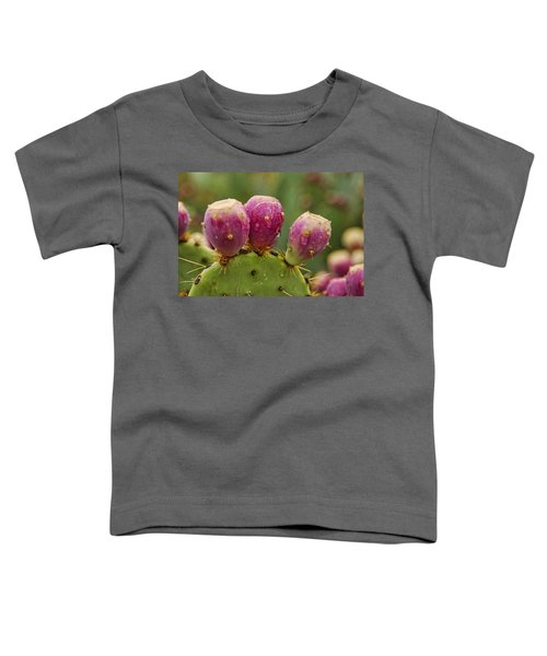 The Prickly Pear  Toddler T-Shirt