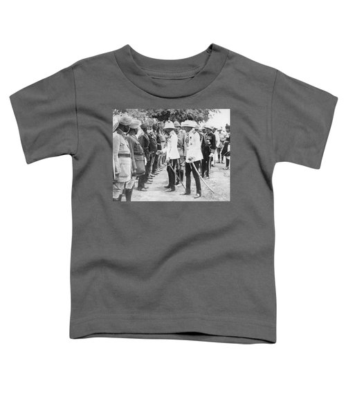 The Prince Of Wales In India Toddler T-Shirt