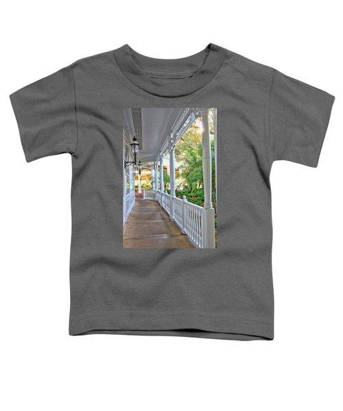 The Promenade Toddler T-Shirt