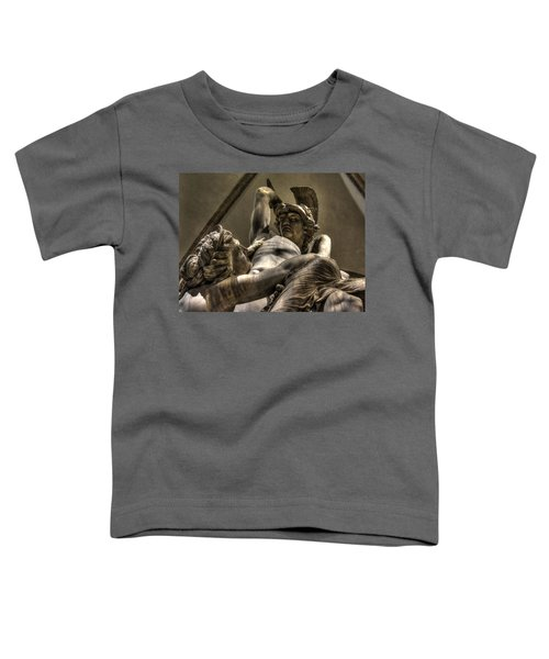 The Rape Of Polyxena Toddler T-Shirt