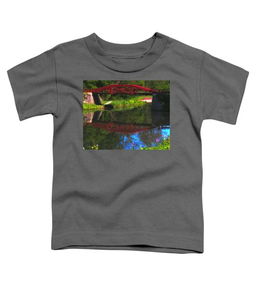 The Red Bridge Toddler T-Shirt