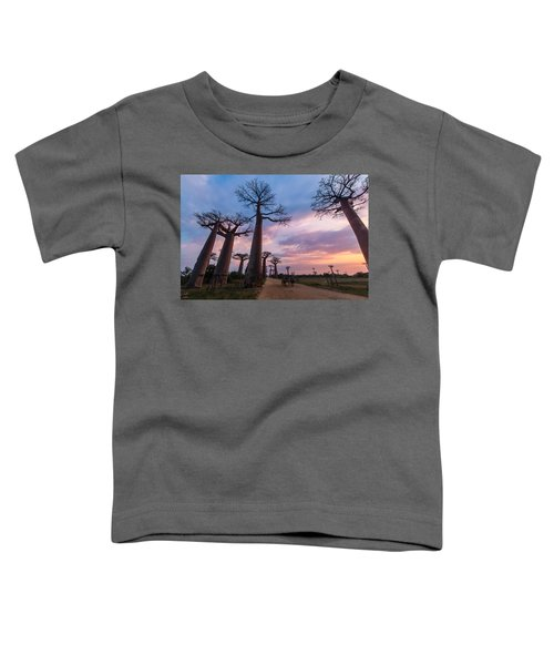 The Road To Morondava Toddler T-Shirt