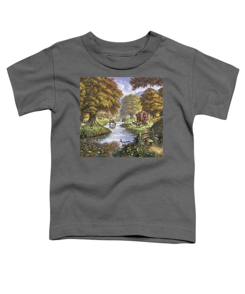The Romany Camp Toddler T-Shirt