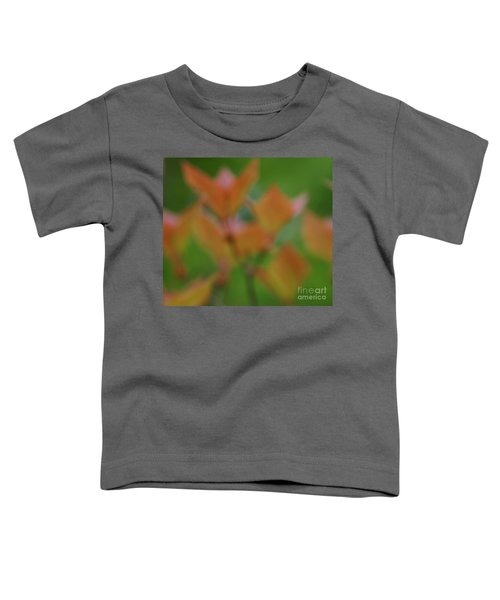 The Scent Of Mountain Flowers Toddler T-Shirt