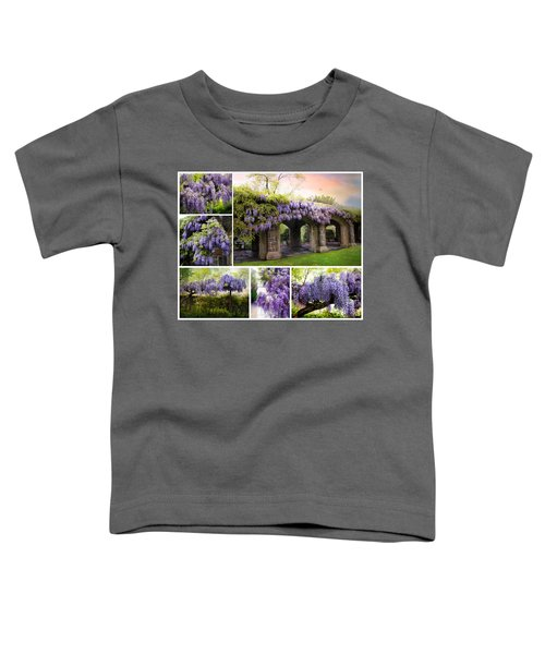 The Scent Of Spring Toddler T-Shirt