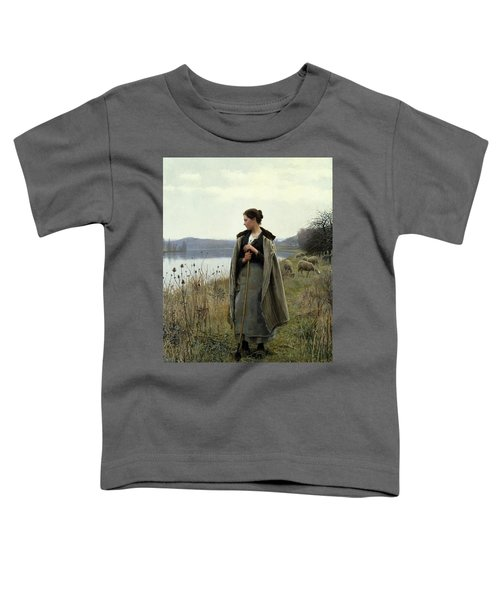 The Shepherdess Of Rolleboise Toddler T-Shirt