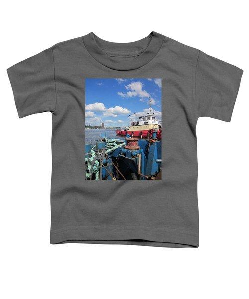 The Shipyard Toddler T-Shirt