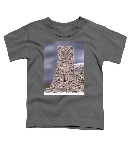 The Snow Prince Toddler T-Shirt