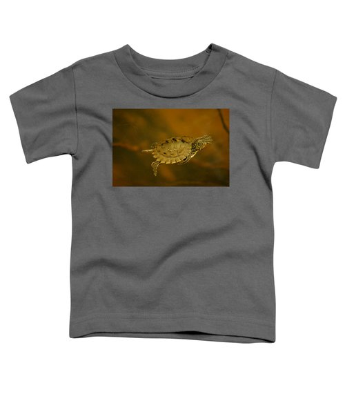 The Southeastern Map Turtle Toddler T-Shirt