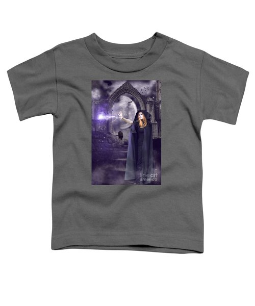 The Spell Is Cast Toddler T-Shirt
