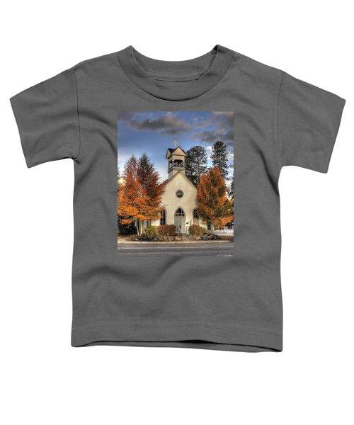 The Spirit Of Breckenridge Toddler T-Shirt