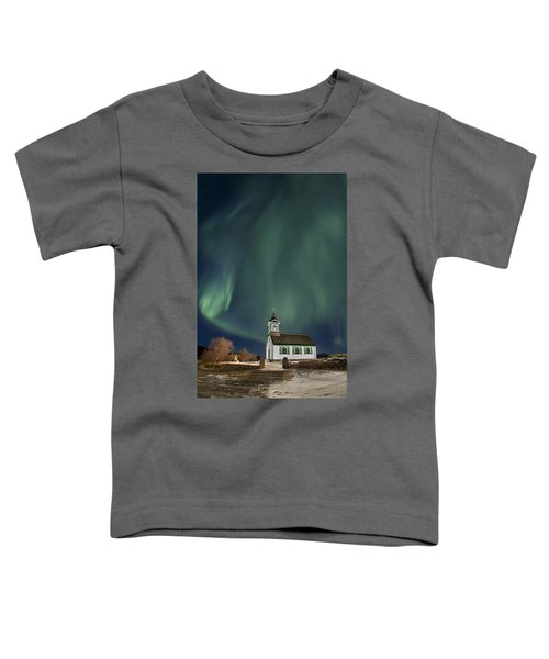 The Spirit Of Iceland Toddler T-Shirt