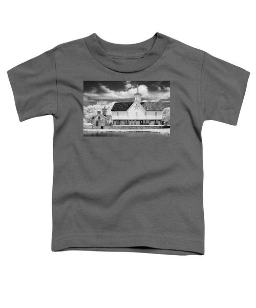 The Star Barn - Infrared Toddler T-Shirt