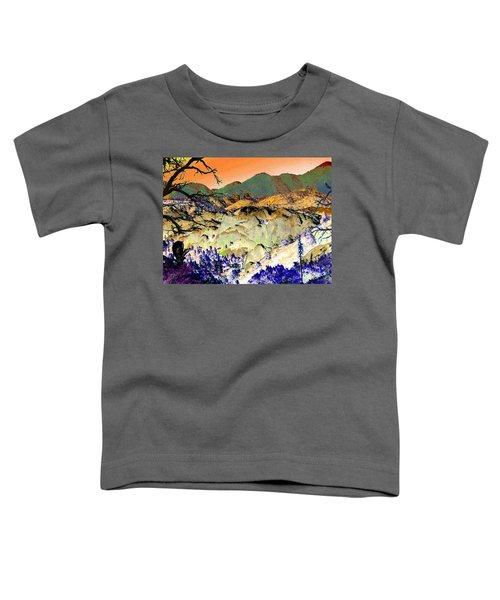 The Surreal Desert Toddler T-Shirt