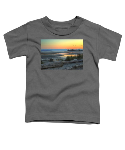 The Tide Is Low Toddler T-Shirt