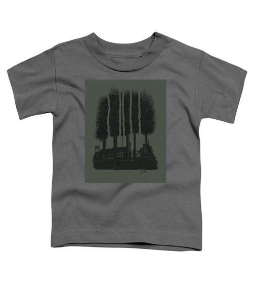 The Tree Factory  Number 5 Toddler T-Shirt
