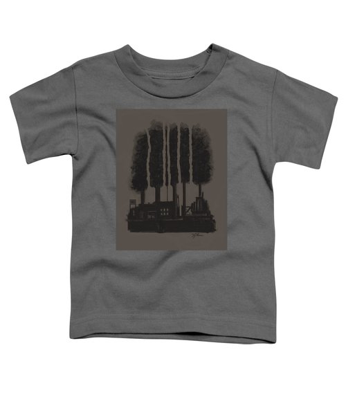 The Tree Factory  Number 6 Toddler T-Shirt