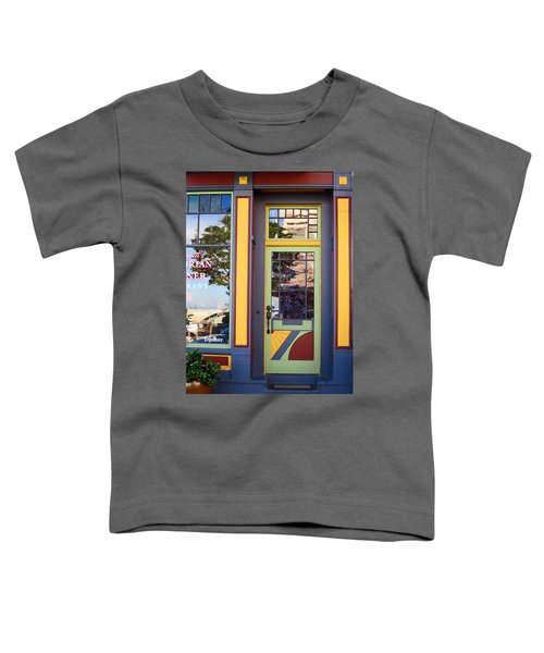The Victorian Diner Toddler T-Shirt