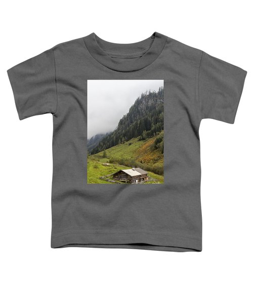 The Wimmertal In Tirol Toddler T-Shirt