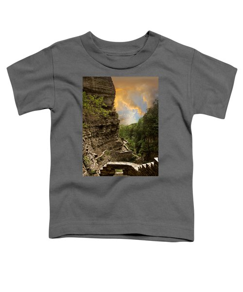 The Winding Trail Toddler T-Shirt