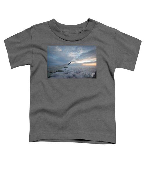 The Window Seat Toddler T-Shirt