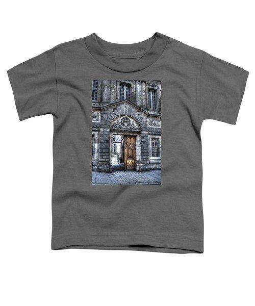 The Wooden Door Toddler T-Shirt