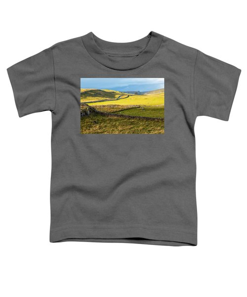 The Yorkshire Dales Toddler T-Shirt