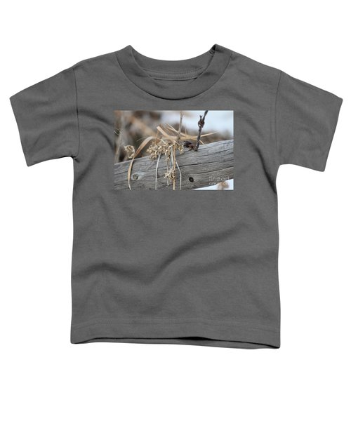 Thistles And Barbed Wire Toddler T-Shirt